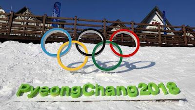 WINTER OLYMPICS PYEONGCHANG 2018,