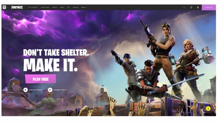 Fortnite Maker Epic Games Gets 'F' Rating From Better ...