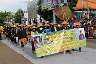 Karnaval kecamatan bandar