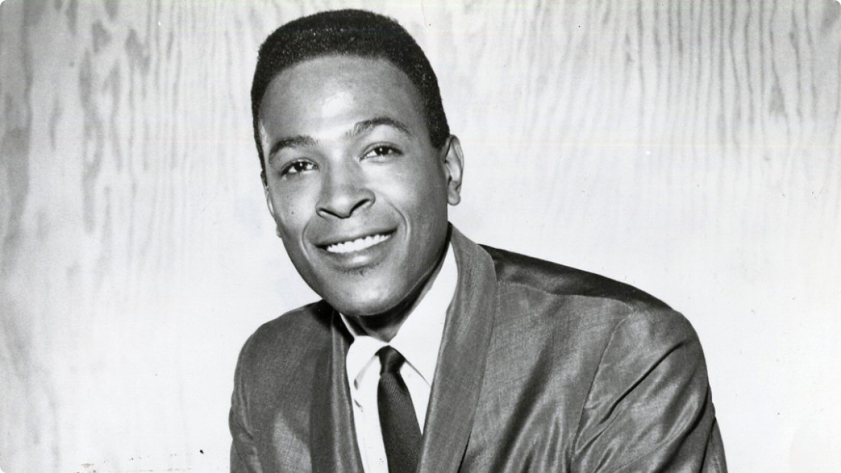 RON'S WORLD MUSIC TO REMEMBER: MARVIN GAYE