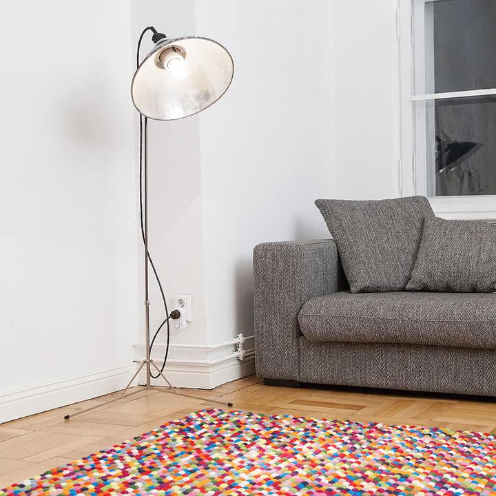 Prostokątne dywany