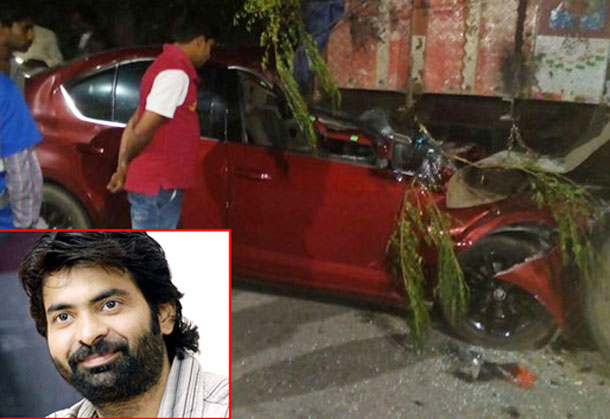 "Actor Ravi Teja's Brother ""Bharat"" Dies in Road Accident"