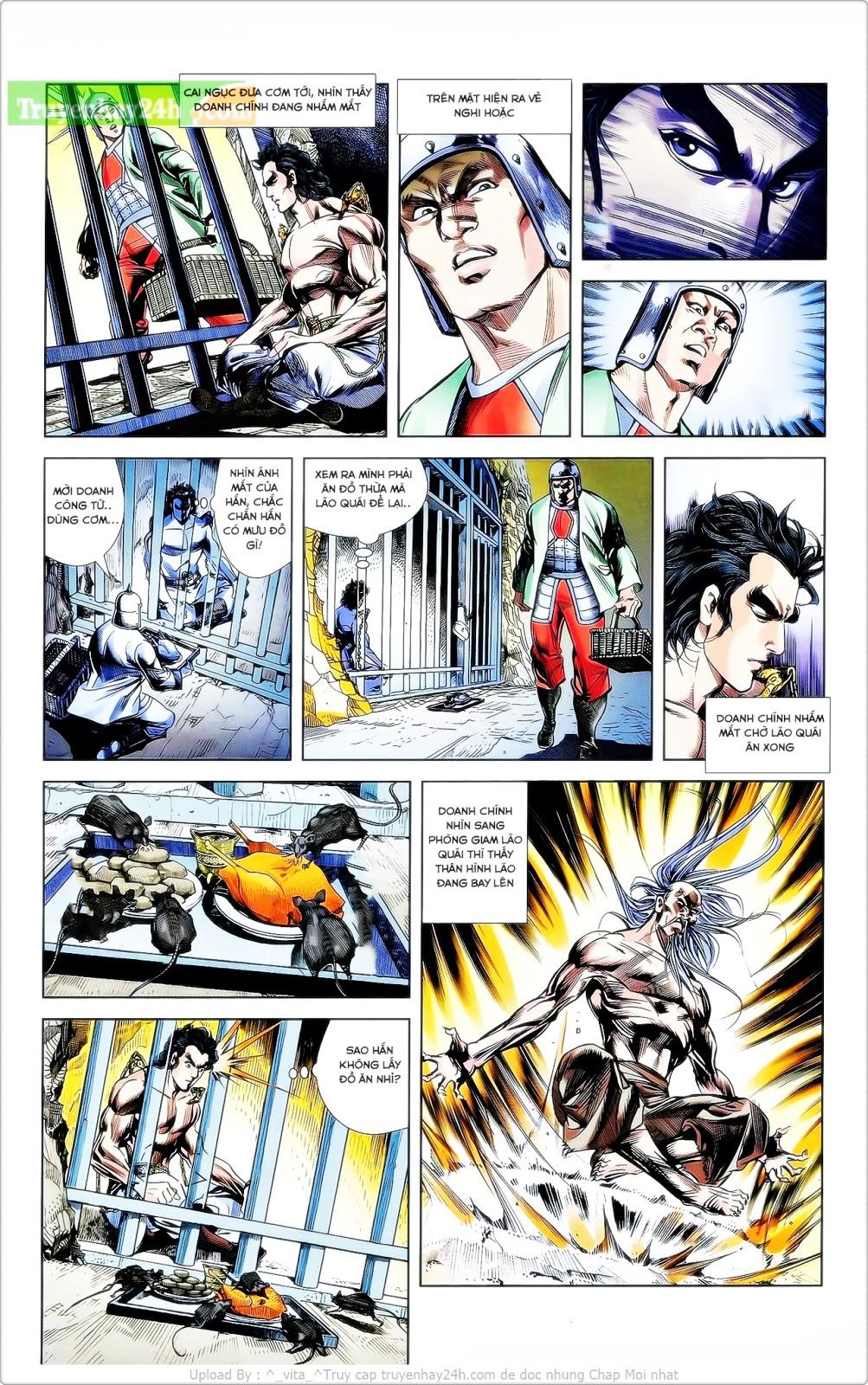 Tần Vương Doanh Chính chapter 24 trang 27
