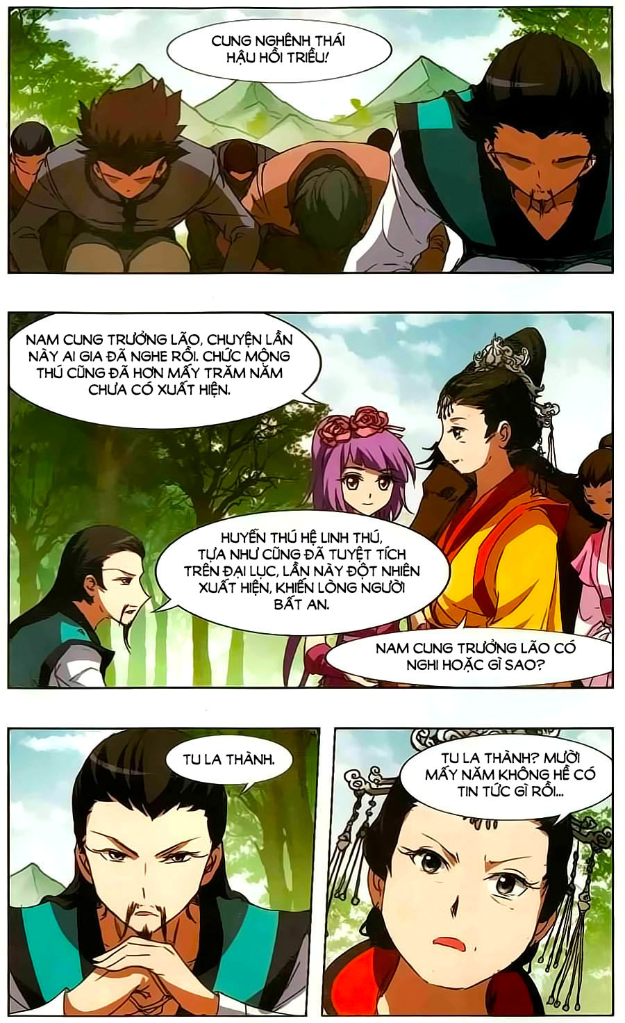 Phượng Nghịch Thiên Hạ – Chap 98