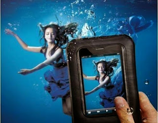 kamera android waterproof