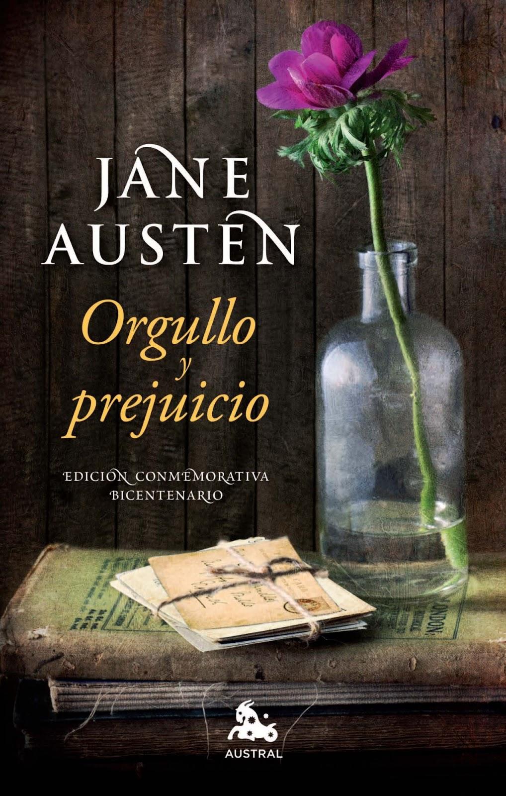 PORTADAS: Orgullo y Prejuicio - Jane Austen Por amor a los