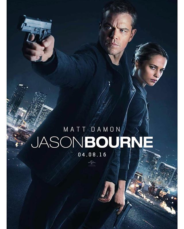 The Super Fantastic Terrific Page Of Movies Tv And Entertainment Jason Bourne 2016 7 Out Of 10 My Issues With Jason Bourne