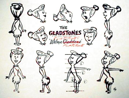 The Flagstones - Wilma