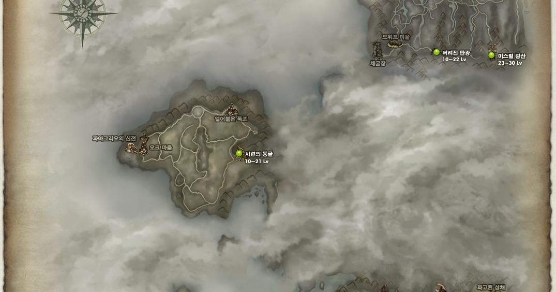 Einhasad: Lineage 2 Classic 2 0 MAP