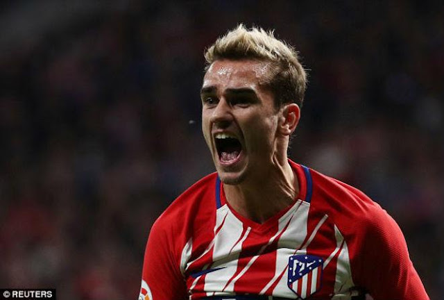 Chuyển nhượng HOT 25/1: Man City gây sốc, đổi Aguero lấy Griezmann