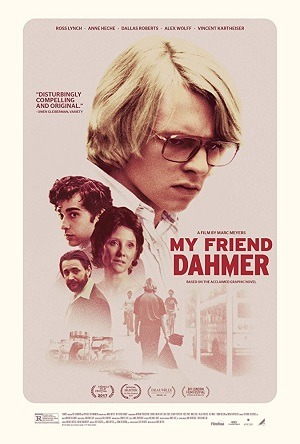 Meu Amigo Dahmer - Legendado Torrent