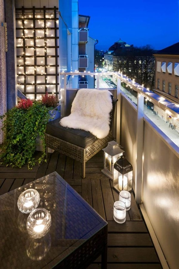 Decoration of balconies for all tastes | lasthomedecor.com