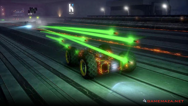 GRIP Combat Racing Gameplay Screenshot 2