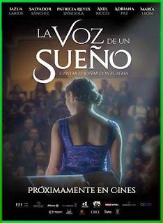 La Voz de un Sueño (2016) | DVDRip Latino HD GoogleDrive 1 Link