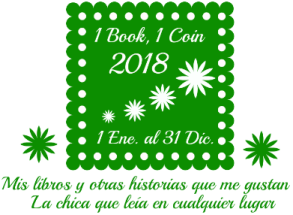 Reto: 1 BOOK 1 COIN 2018.