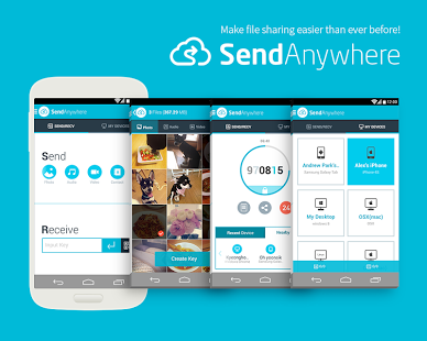 Send Anywhere Apk Free Download