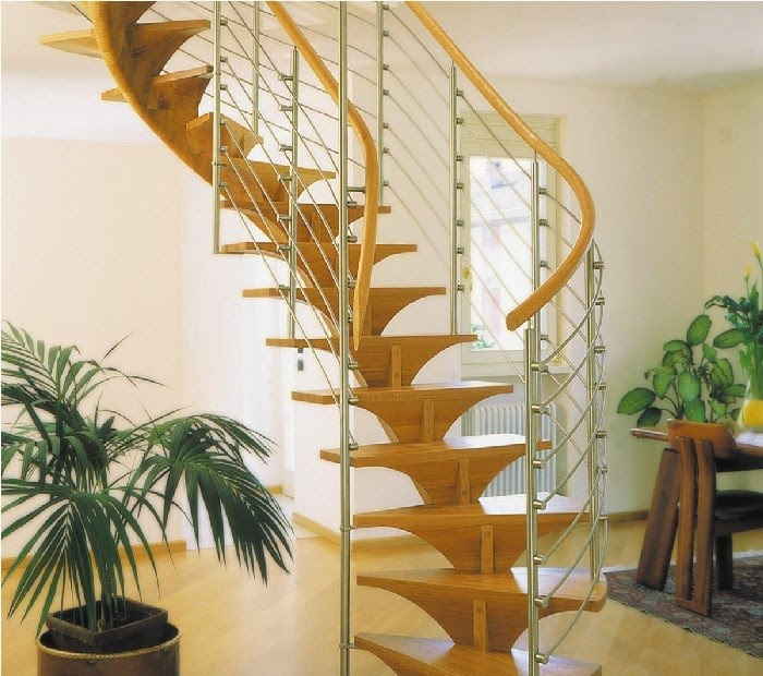 Staircase Decorating Ideas With Modern Design: Luxury Classic Stairs Designs And Interior Stair Railing Ideas