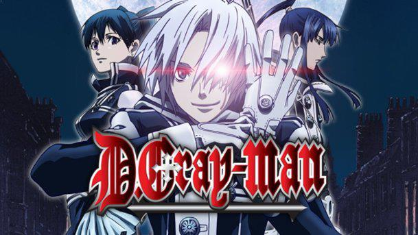 Daftar Film Anime Mirip Fairy Tail - D-Gray Man
