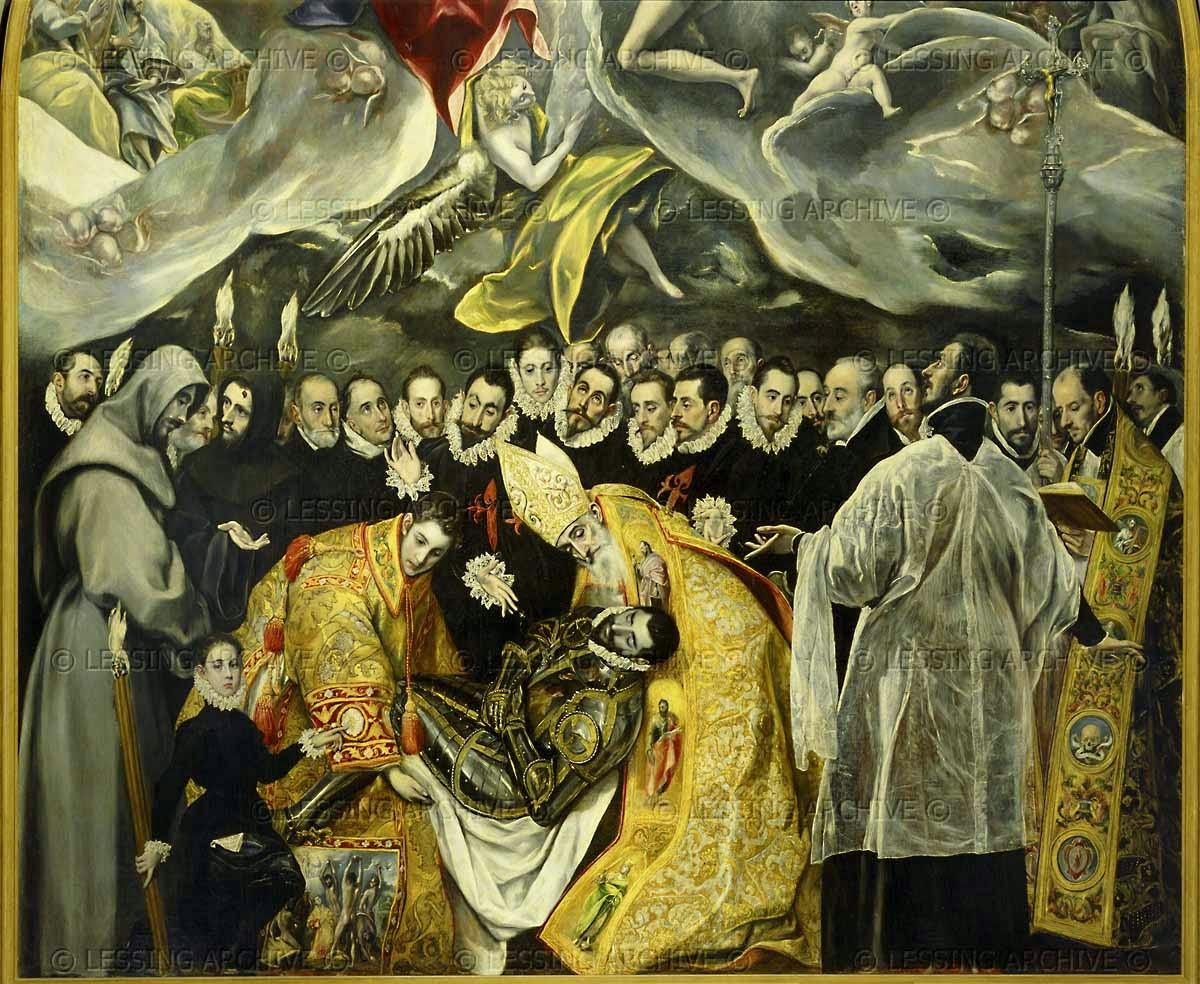 Ascesis de la luz en la azucena, nocturno, El Greco, Francisco Acuyo