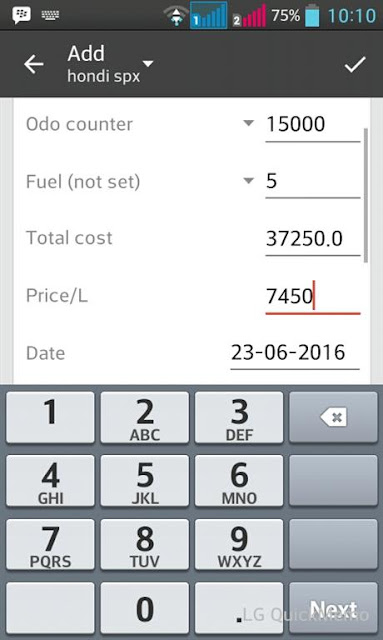 aplikasi terbaru android fuelio