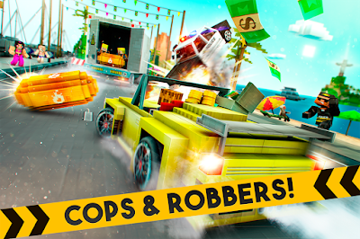 Apa kabar sahabat pada kesempatan ini aku akan membagikan kepada sahabat semuanya sebuah gam Unduh Game Robber Race Escape v2.11.0 (Mod Apk money)