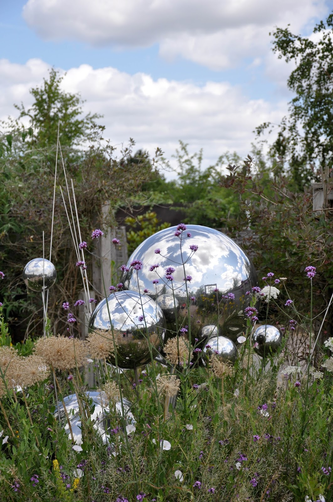 Designer Gardens, The Butterfly World Project, St. Albans, Herts, UK
