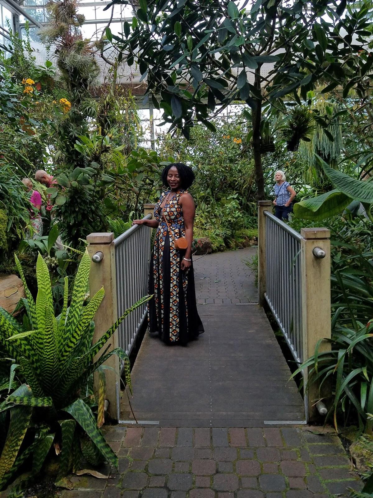 Justjewels4u cocktails in the garden atlanta botanical - Atlanta botanical garden membership ...