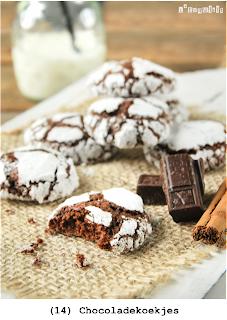Mexicaanse Chocoladekoekjes