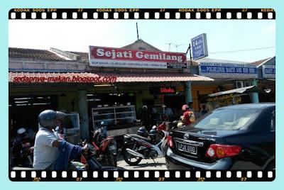Restoran Sejati Gemilang Bandar perda Pulau Pinang