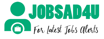 Jobsad4u | Latest Jobs in Pakistan (Daily Updates)
