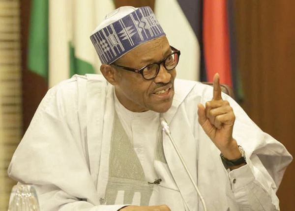 Full text of President Buhari's New Year message