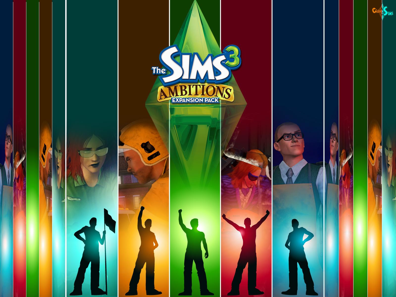 Happy Wallpaper The Sims 3 Wallpaper