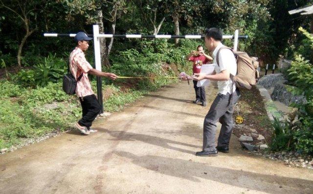 Inspektorat Periksa Fisik DD Lumboktimur, Hasilnya....