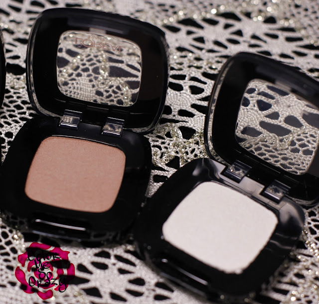 loreal, eye shadow, colour riche, spring makeup, spring eye colors