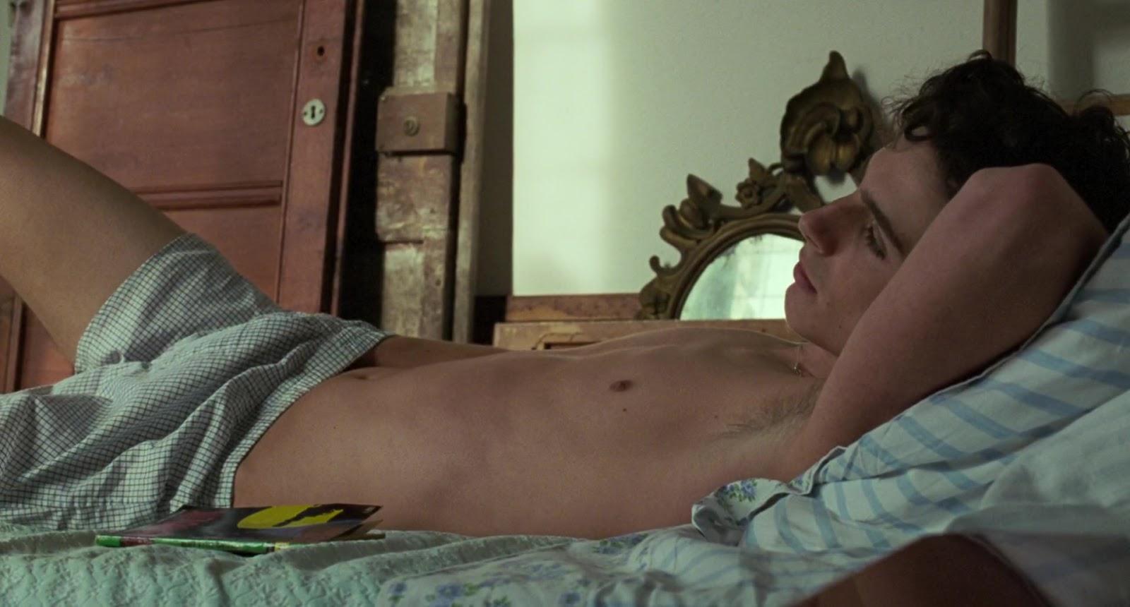 Timothée chalamet nude