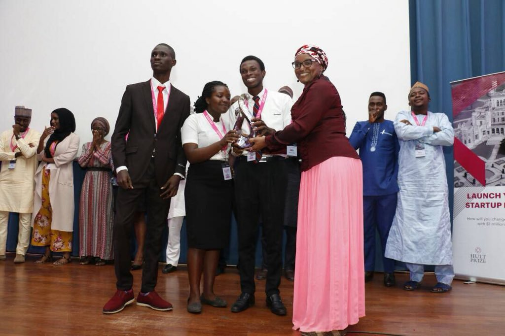 LAUTECH Students To Compete for $1m in London