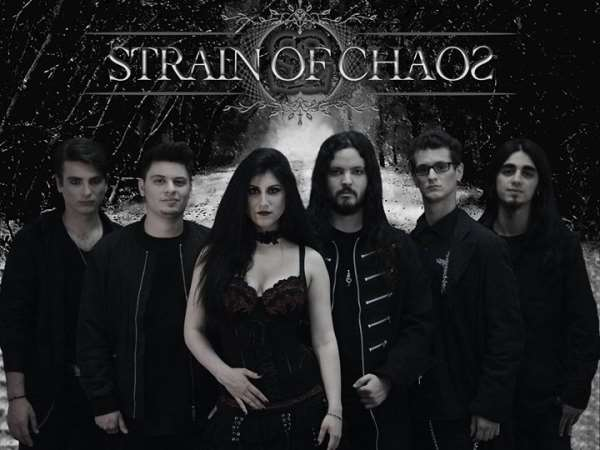 STRAIN OF CHAOS: Νέα σύνθεση, νέο single!