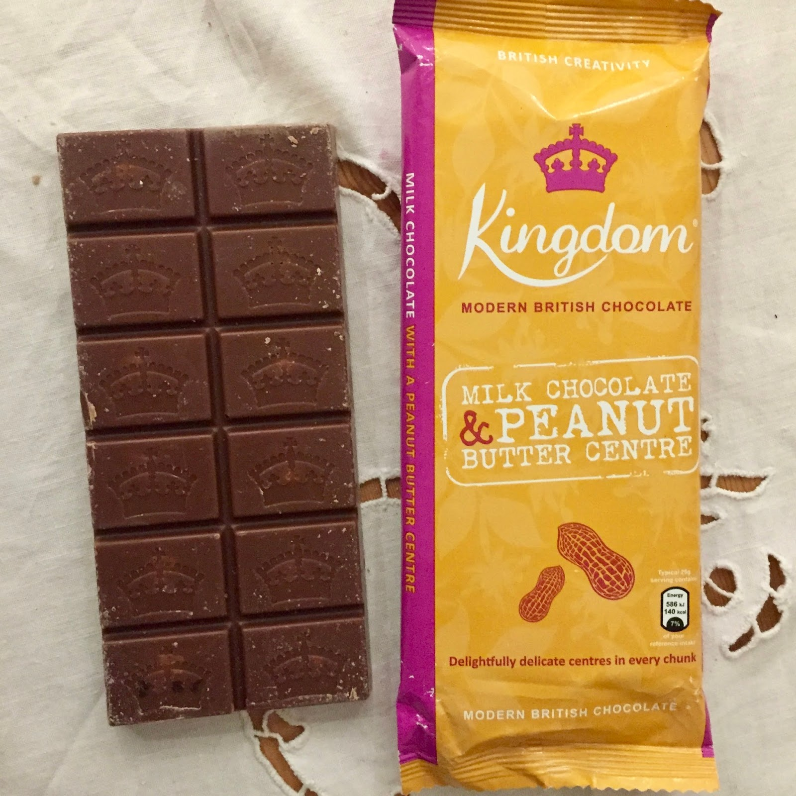 Archived Reviews From Amy Seeks New Treats: Kingdom Milk Chocolate