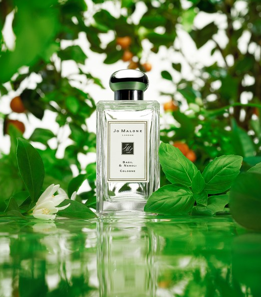 all about the fragrance reviews review jo malone basil neroli. Black Bedroom Furniture Sets. Home Design Ideas