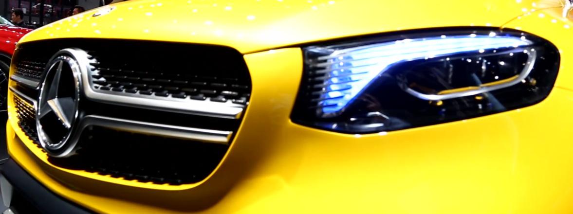 Mercedes GLC Coupè caratteristiche – data uscita – prezzo – foto