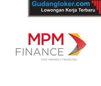 Lowongan Kerja MPM Finance Cabang Bukittinggi