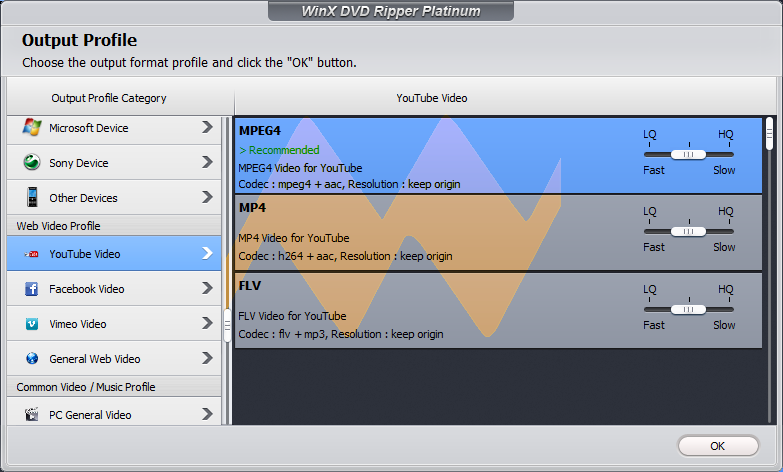 WinX DVD Ripper Platinum 7.5.11