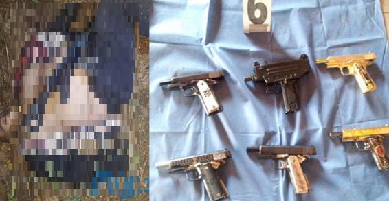 """""""El Ojo de Vidrio"""": El capo del CJNG, que disparaba empuñando a """"San Judas"""""""