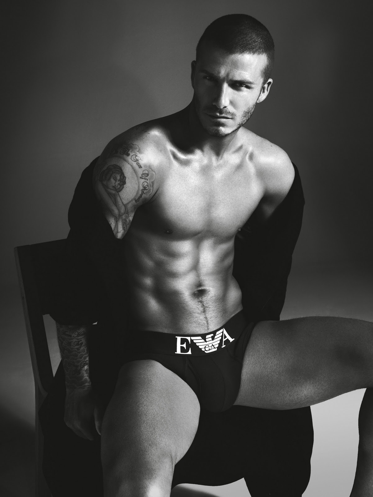 David Beckham Not Underwear