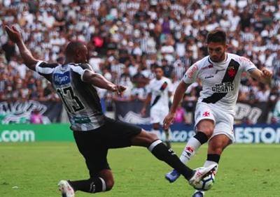 Ceará empata com Vasco