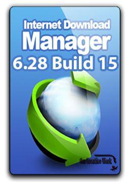INTERNET DOWNLOAD MANAGER  6.28 BUILD 15 Free Download
