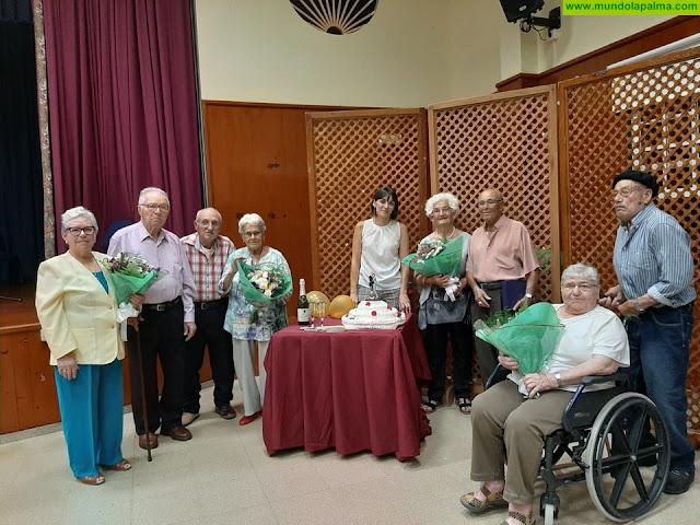 Fuencaliente realiza un reconocimiento a ocho matrimonios del municipio que llevan más de 60 años juntos