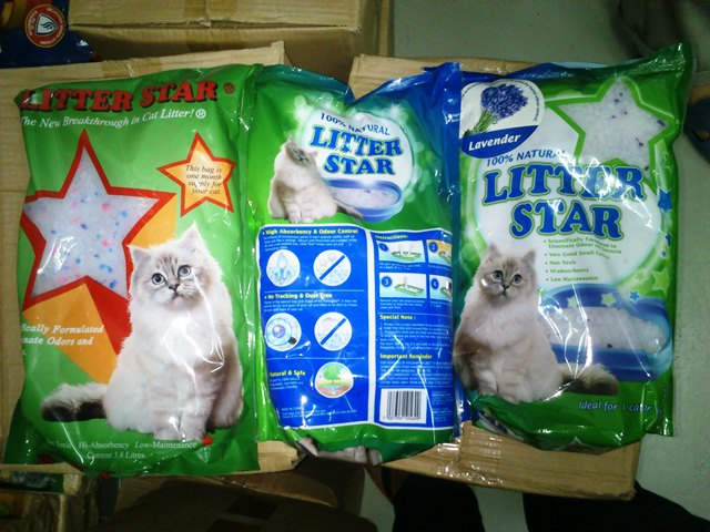 Catz Lover Petshops Pasir Kucing Cat Litter