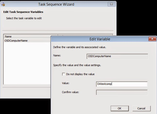 IT administration: SCCM - OS Deployment failed with the error code