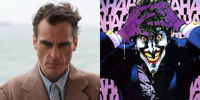 News: Joaquin Phoenix Joker Origin Gets the Green Light